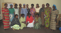 Rehabilitating Women victims of trafficking in the archdiocese of Bamenda