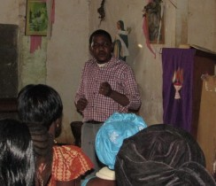 The Parish Pastoral Council Chairperson of Balikumbat Parish appreciates the JPC strategy