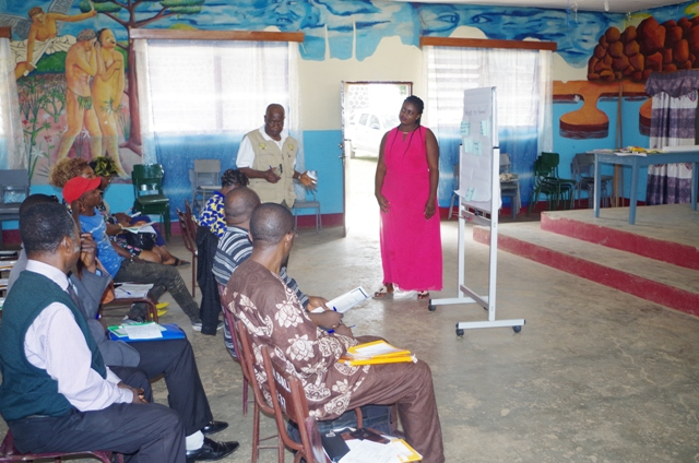 Justice and Peace Service Trains Elected Archdiocesan Members of the Commission on the JPC Method of Work and Conflict Transformation