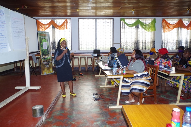JPS Organizes Reflection Workshop on Women; Audience & Influence