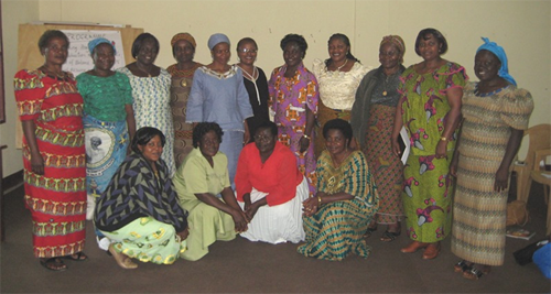 rehabilitating women victims of trafficking